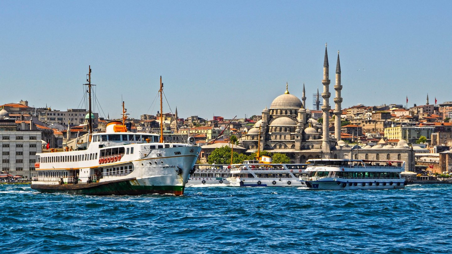 voyage organisé Istanbul Hiver 2019