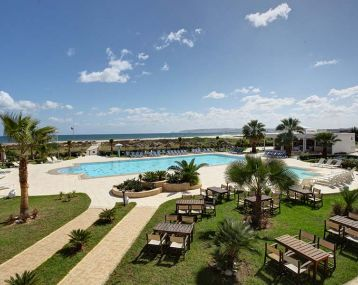 Hotel  Nour Gongress resort 4 Tunisie