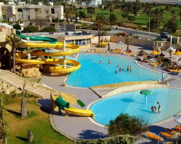 Hotel Houda Golf Beach Tunisie