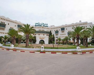 Hotel Hannibal Palace Tunisie