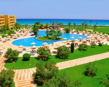 Hotel Nour Palace Resort Tunisie