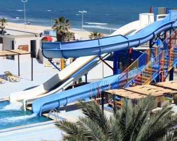 Hotel Sousse City Beach Tunisie